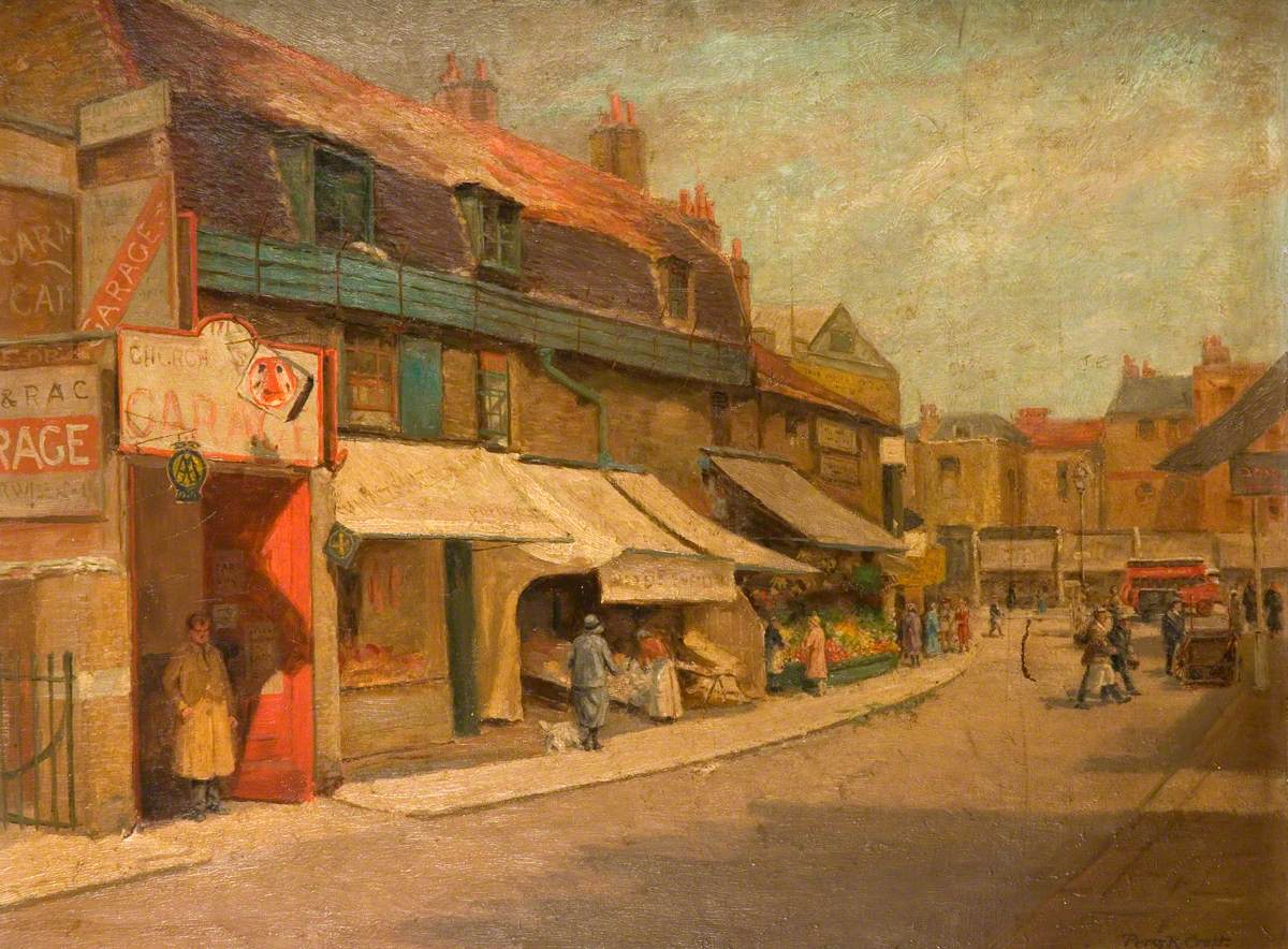 Old Church Street, Chelsea