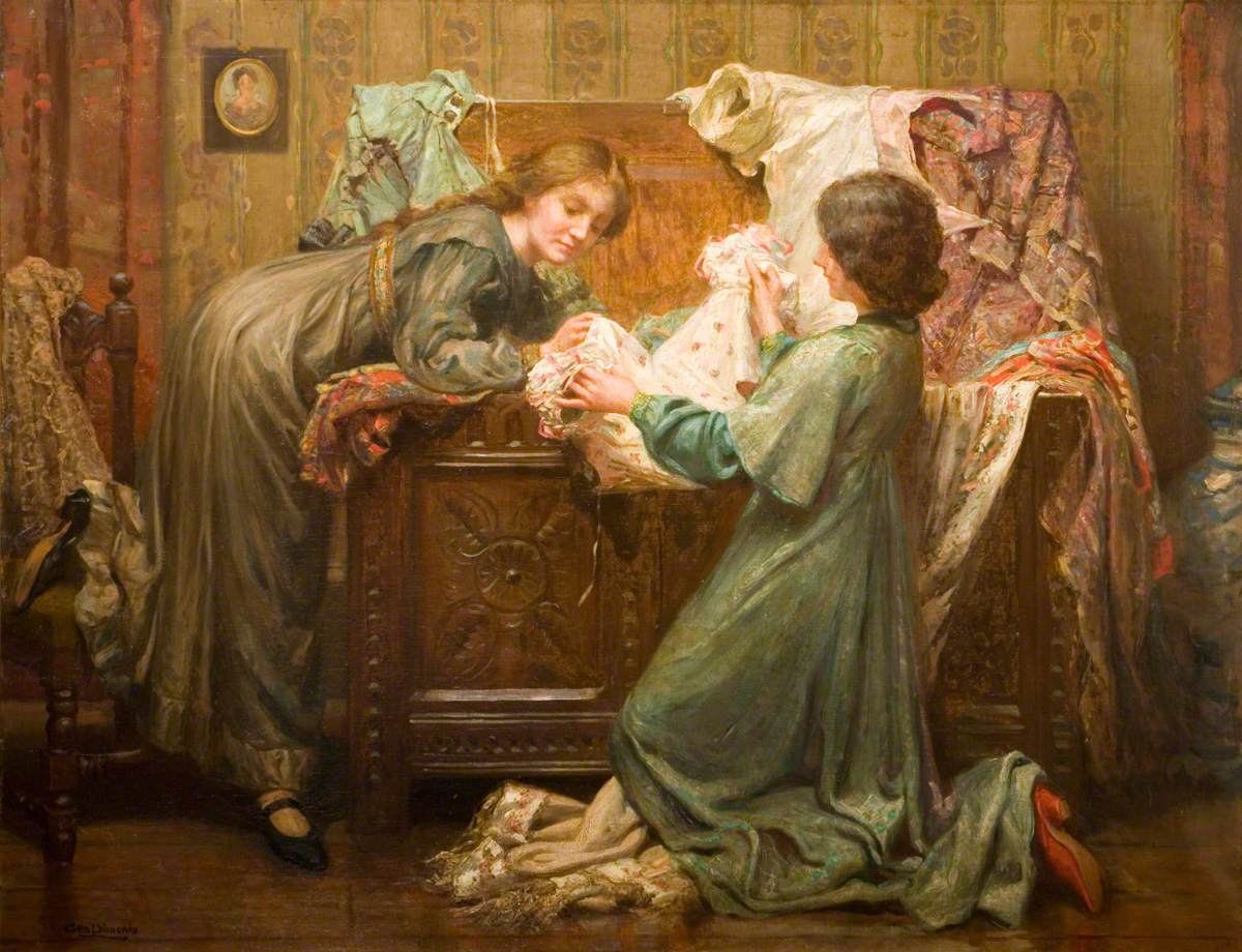 Grandmother's Wardrobe