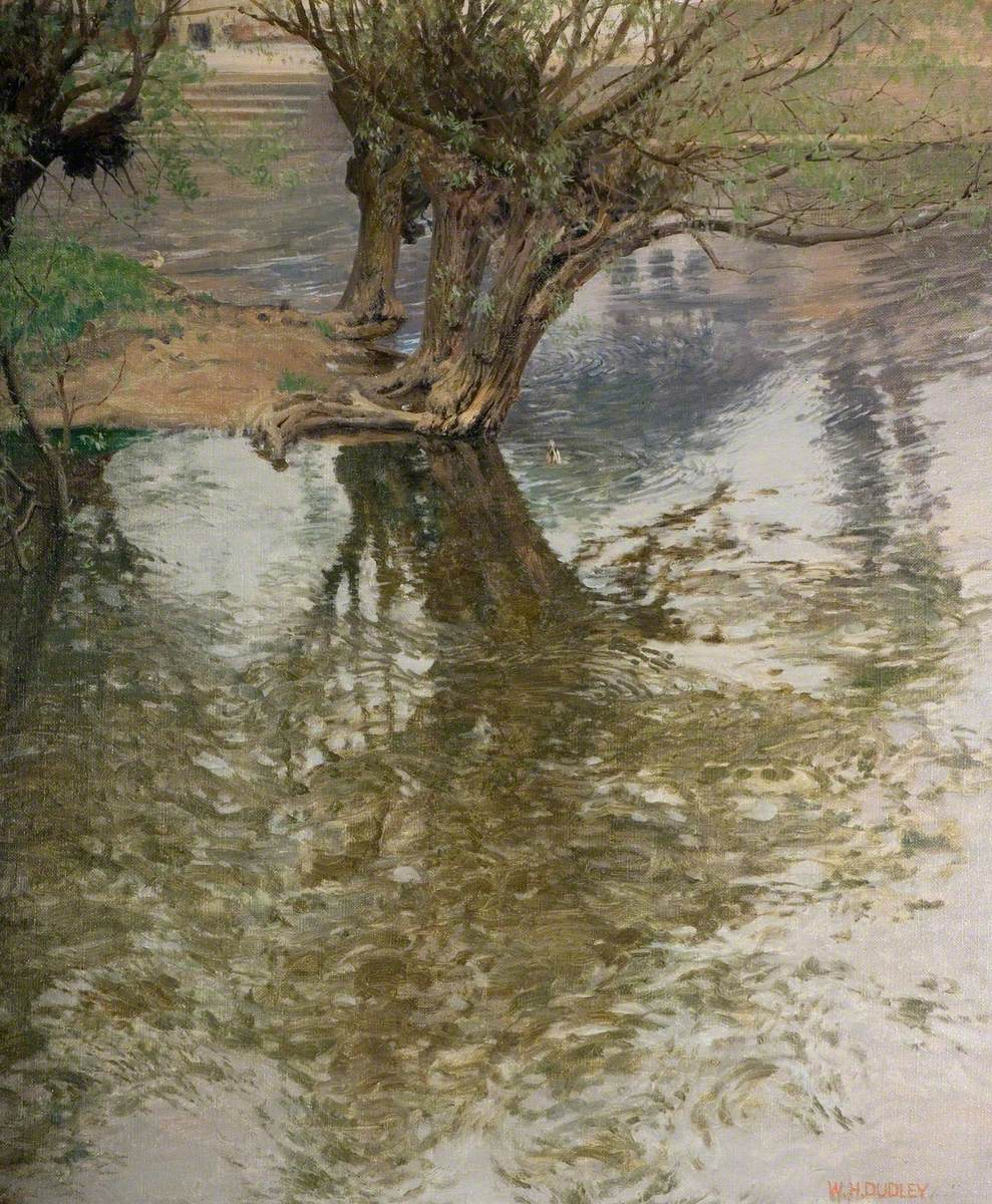 The Willows, Evesham