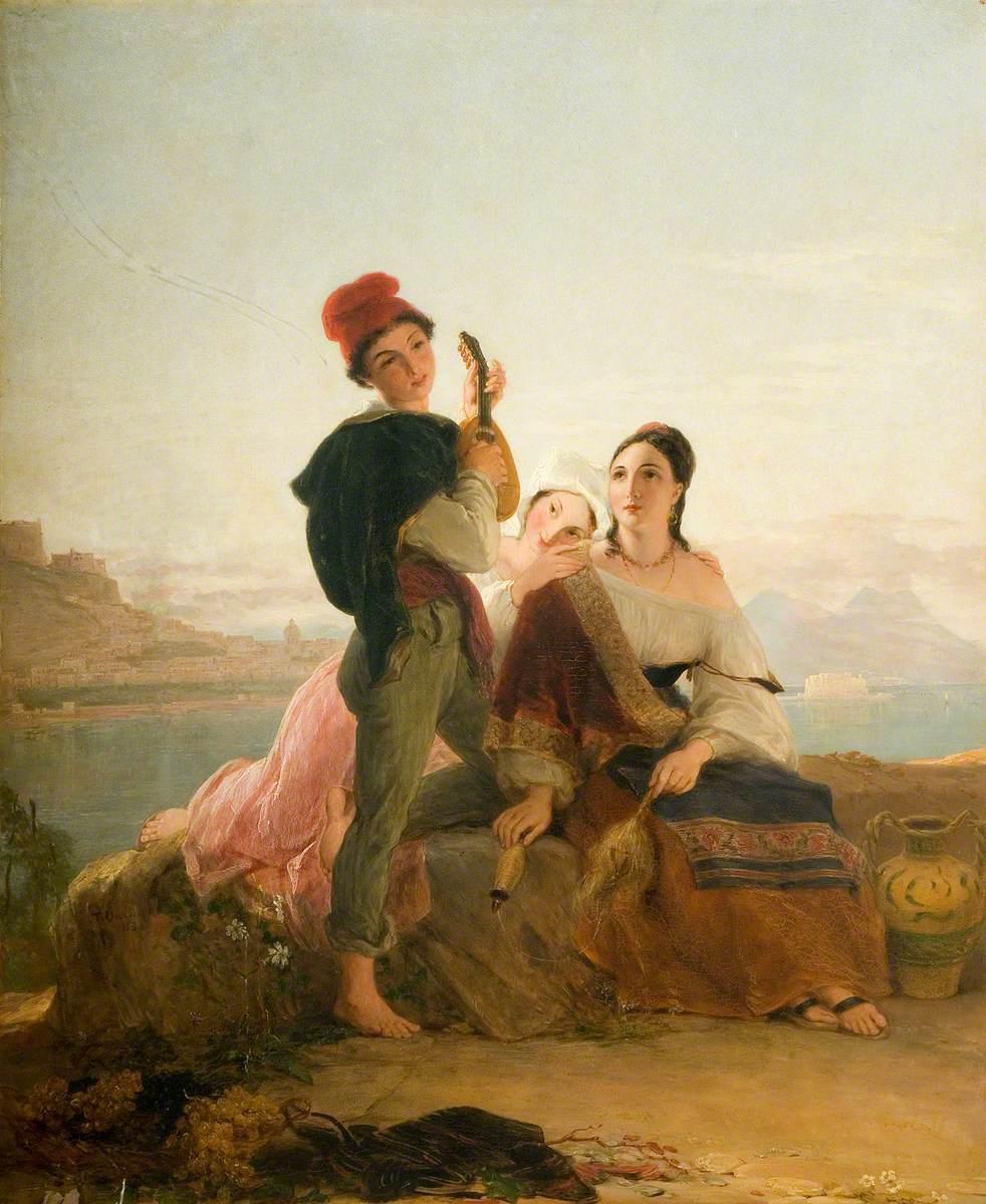 Neopolitan Peasants