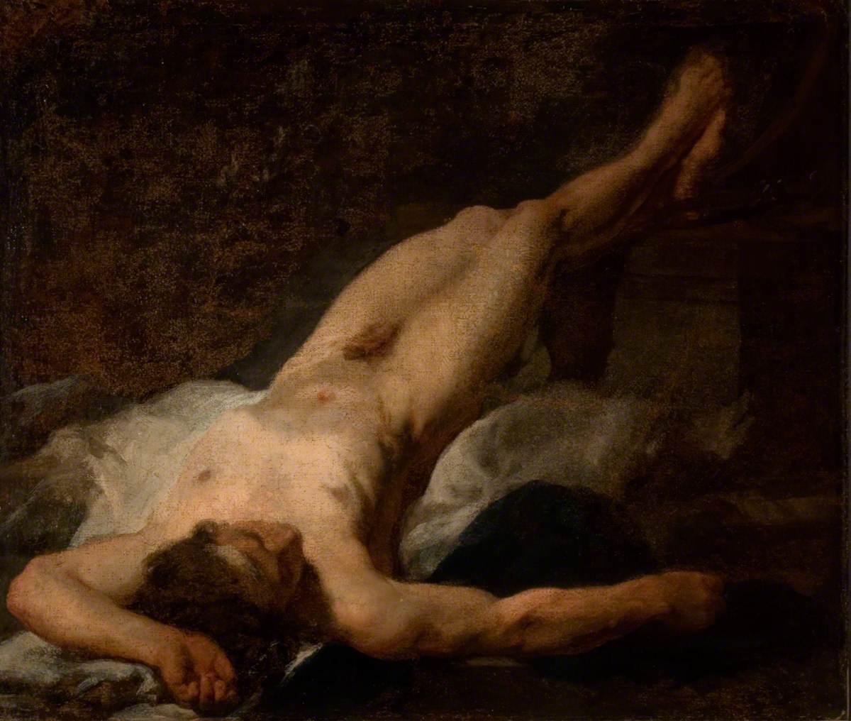 Hector Dragged through Troy