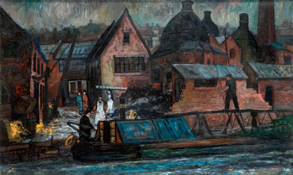 Canal, Middleport