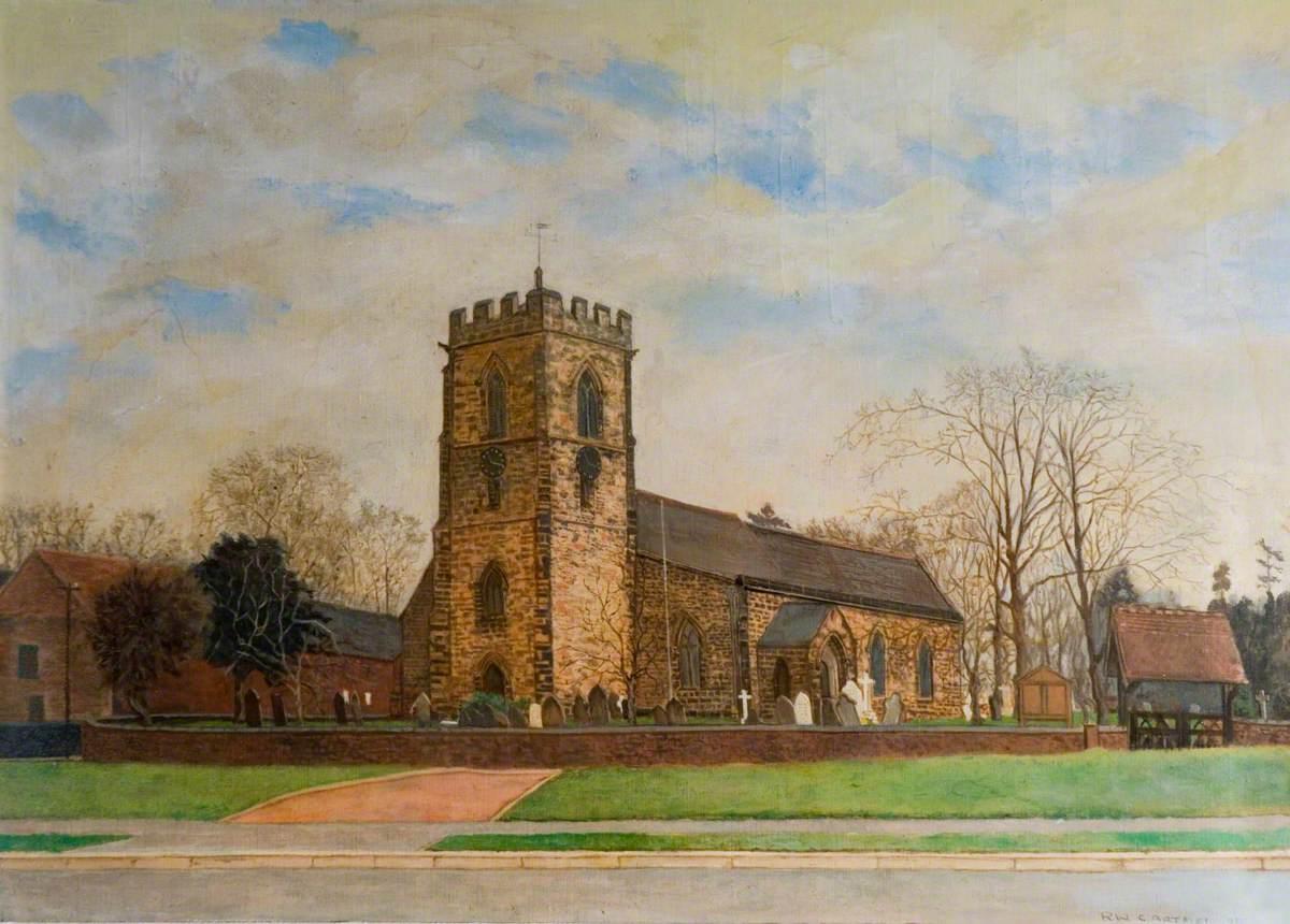 Aldridge Parish Church