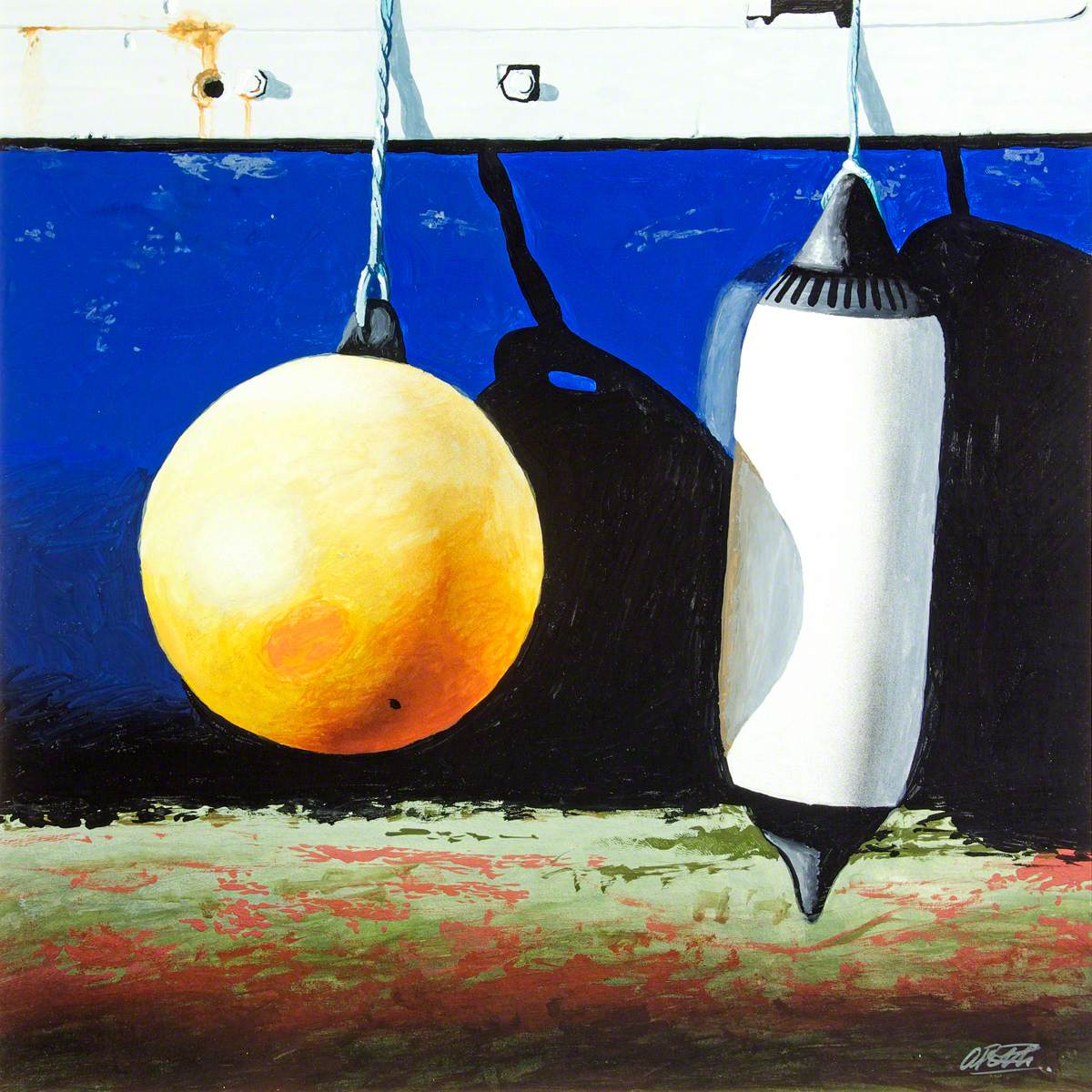 Float Painting II