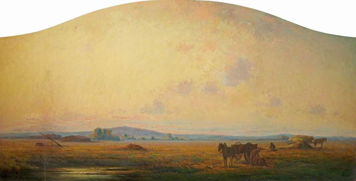 La Plaine (Le Soir)