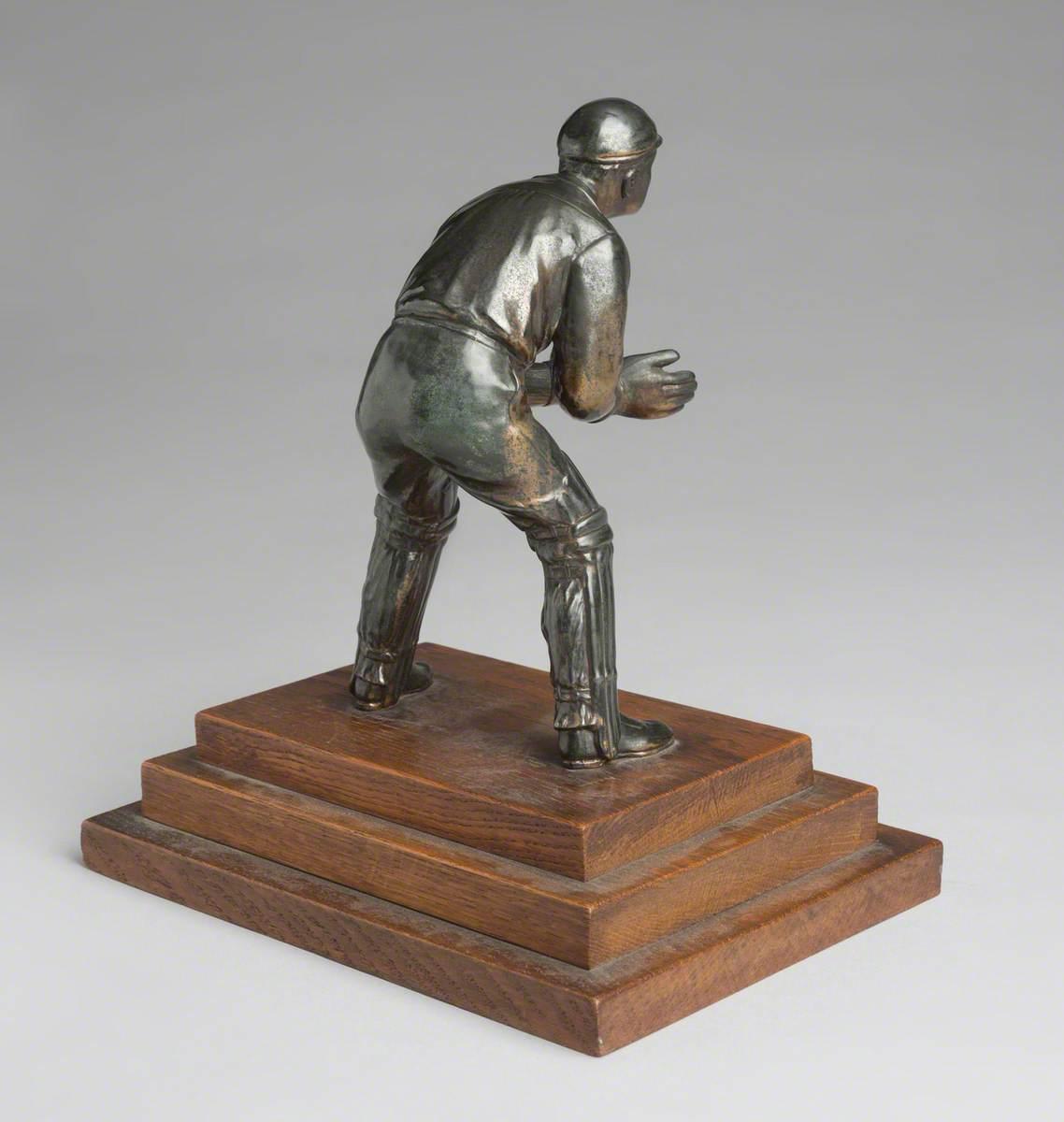 Cricketer, Wicket Keeper
