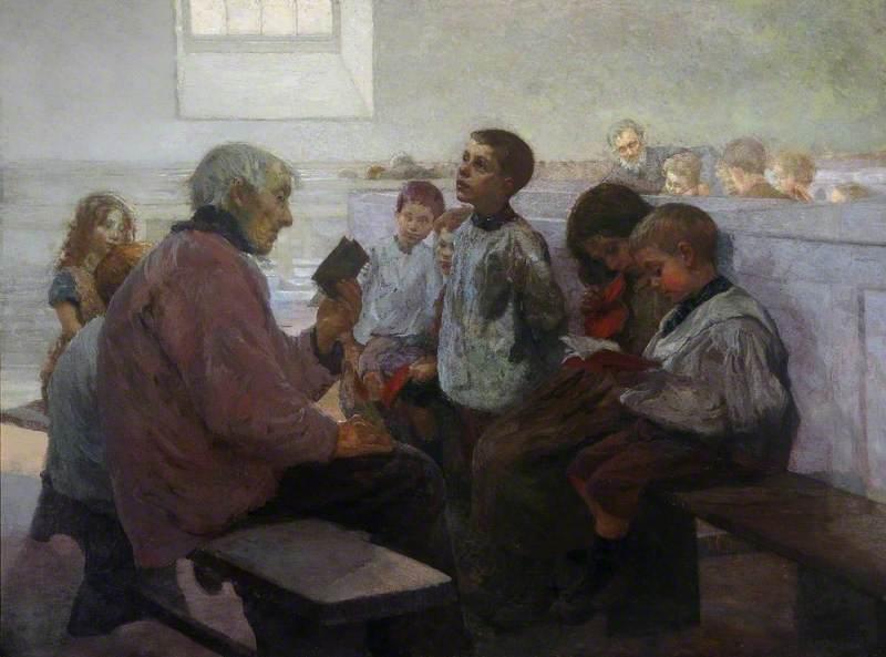 The Mariner's Sunday School
