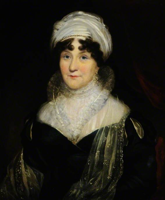 Mary Walker, née Need, Mrs Thomas Walker (1763–1823)