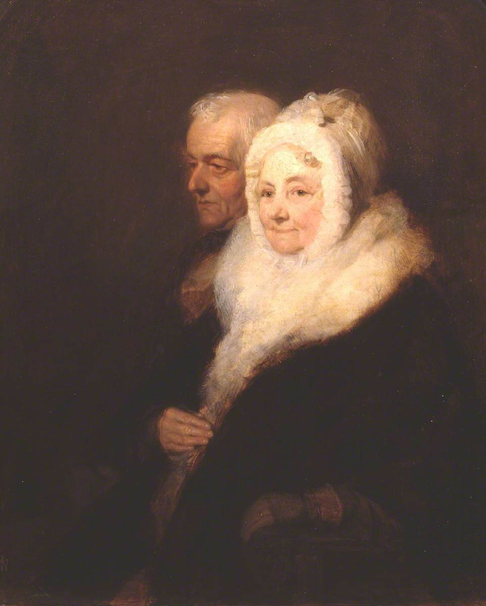 The Artist's Father and Mother