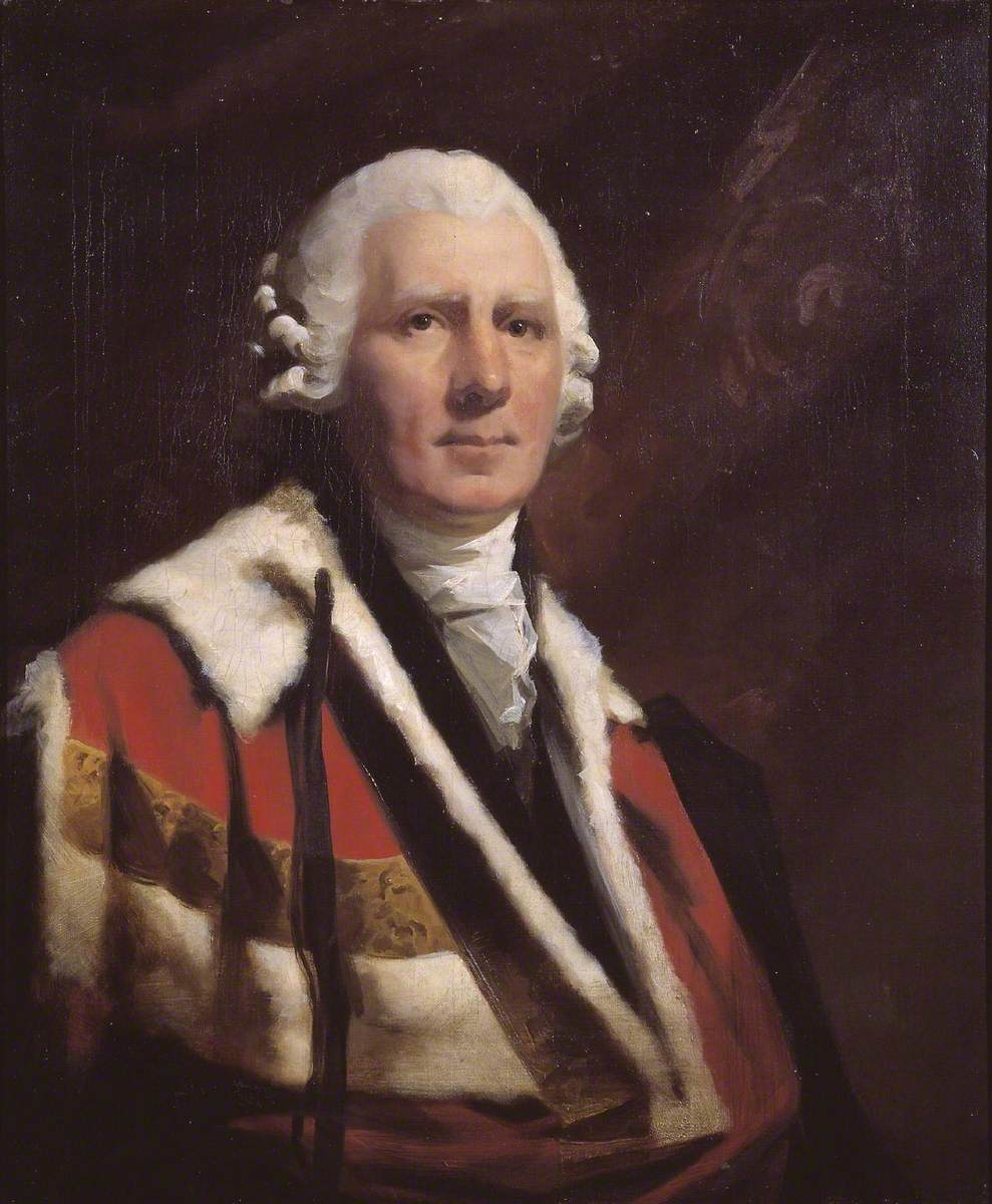 The 1st Viscount Melville