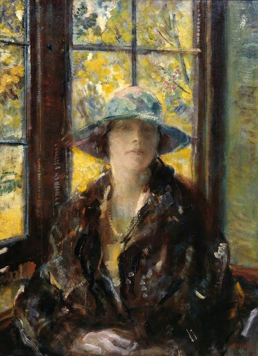 Mrs Claude Johnson