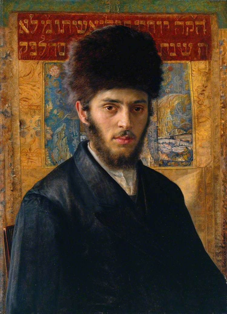 Young Rabbi from N.