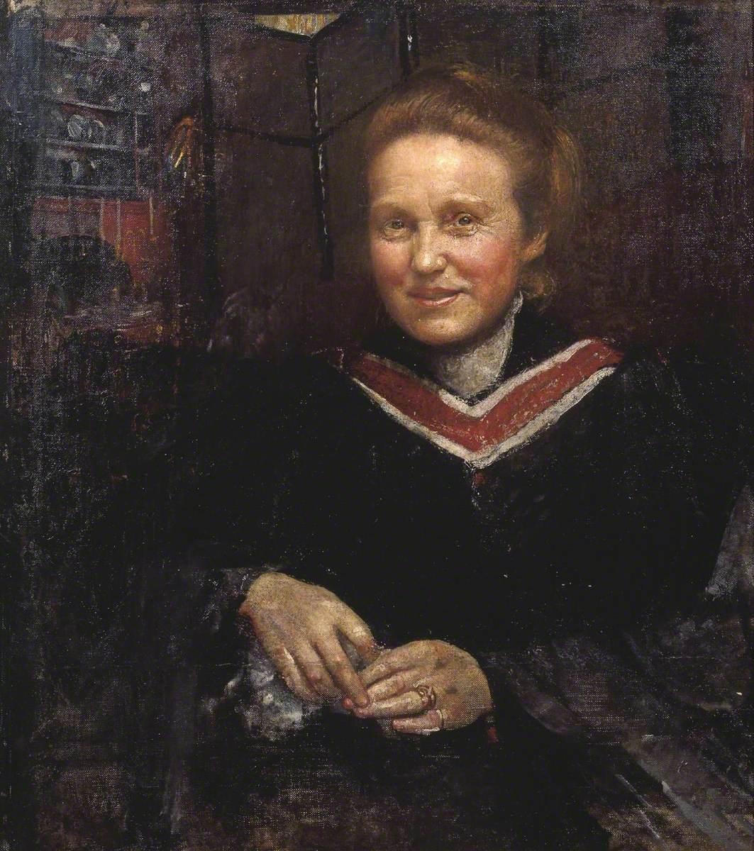 Dame Millicent Fawcett, GBE, LLD