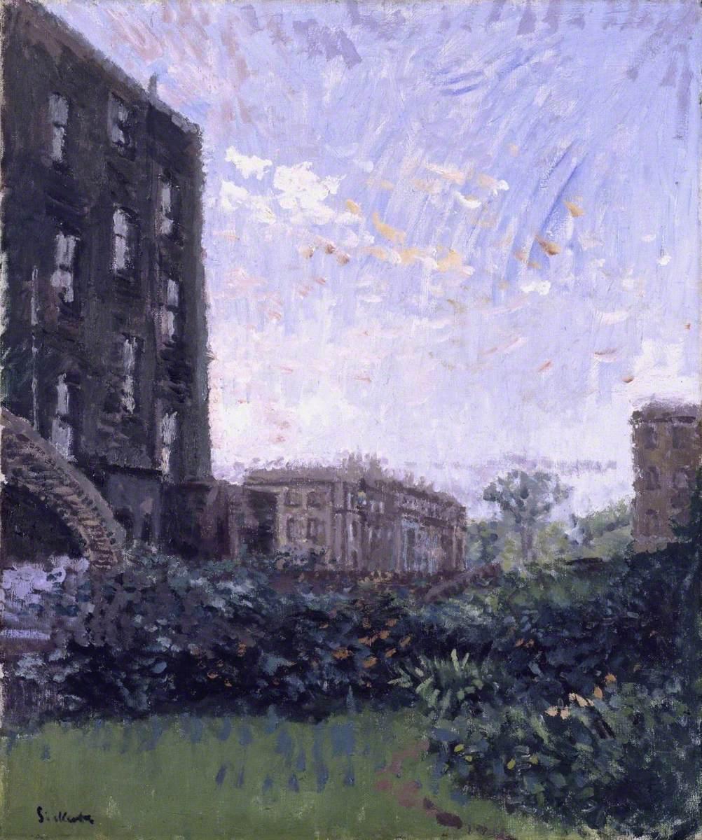 Rowlandson House - Sunset