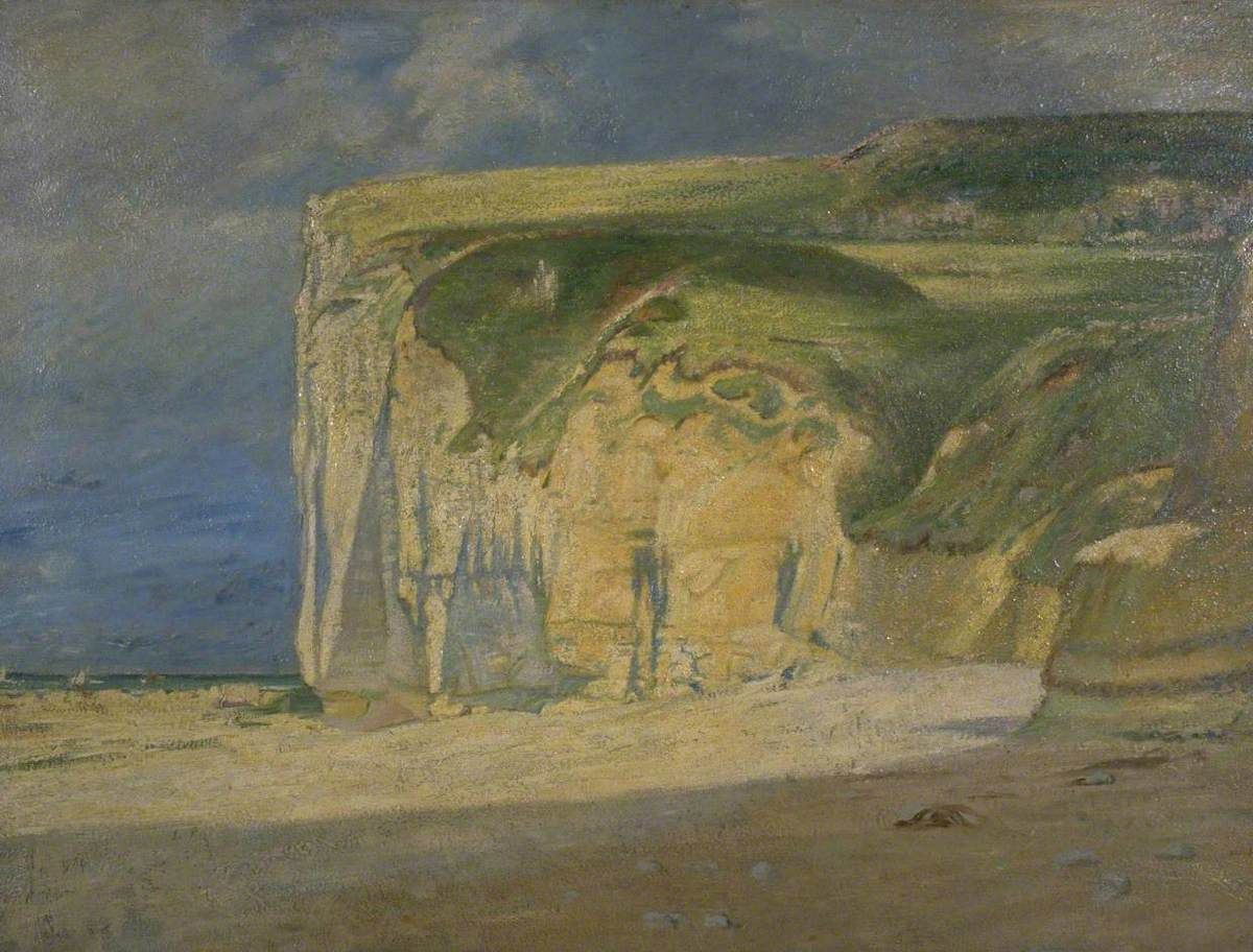 The White Cliffs, Vaucottes