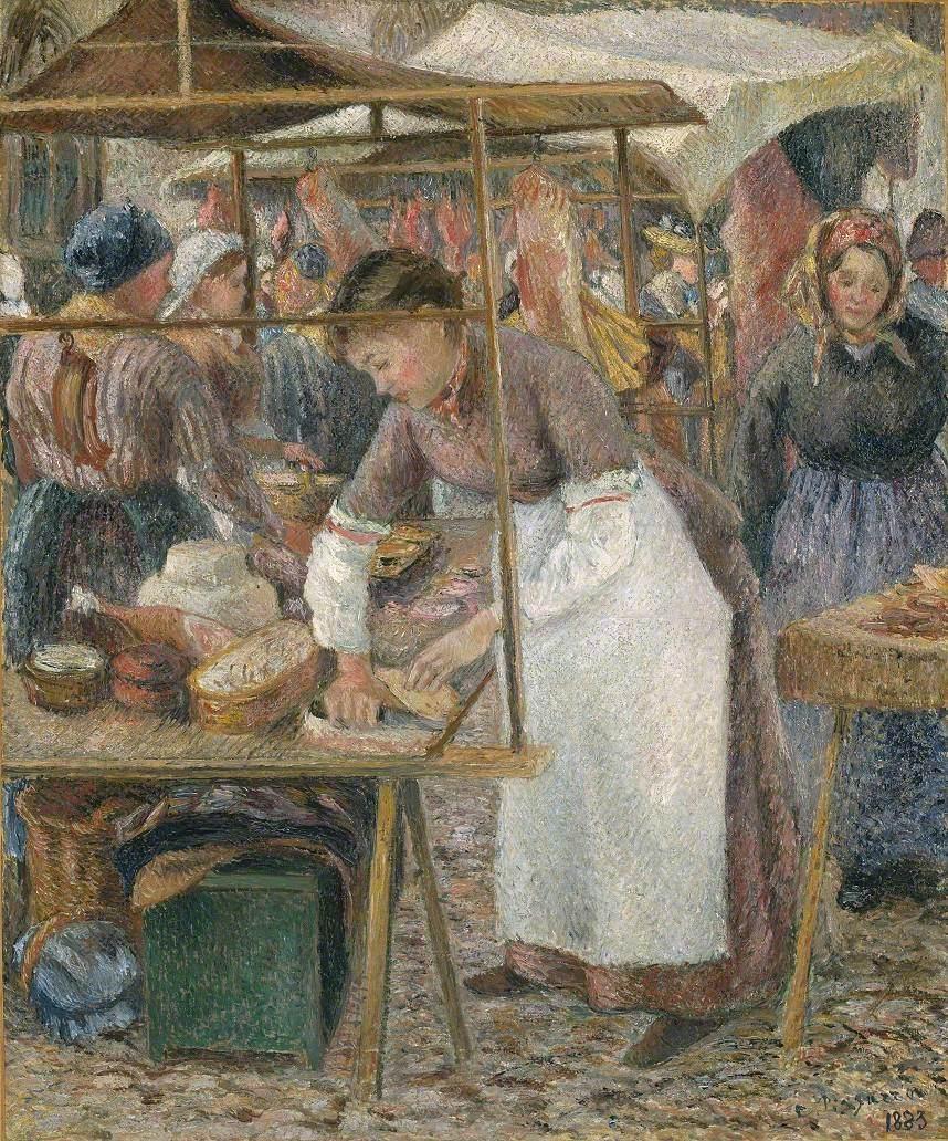 The Pork Butcher (La Charcutière)