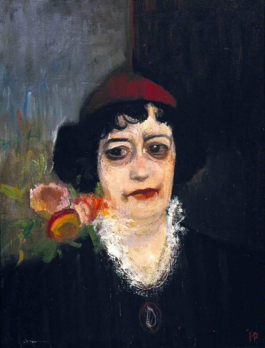 Portrait of a Jewish Woman