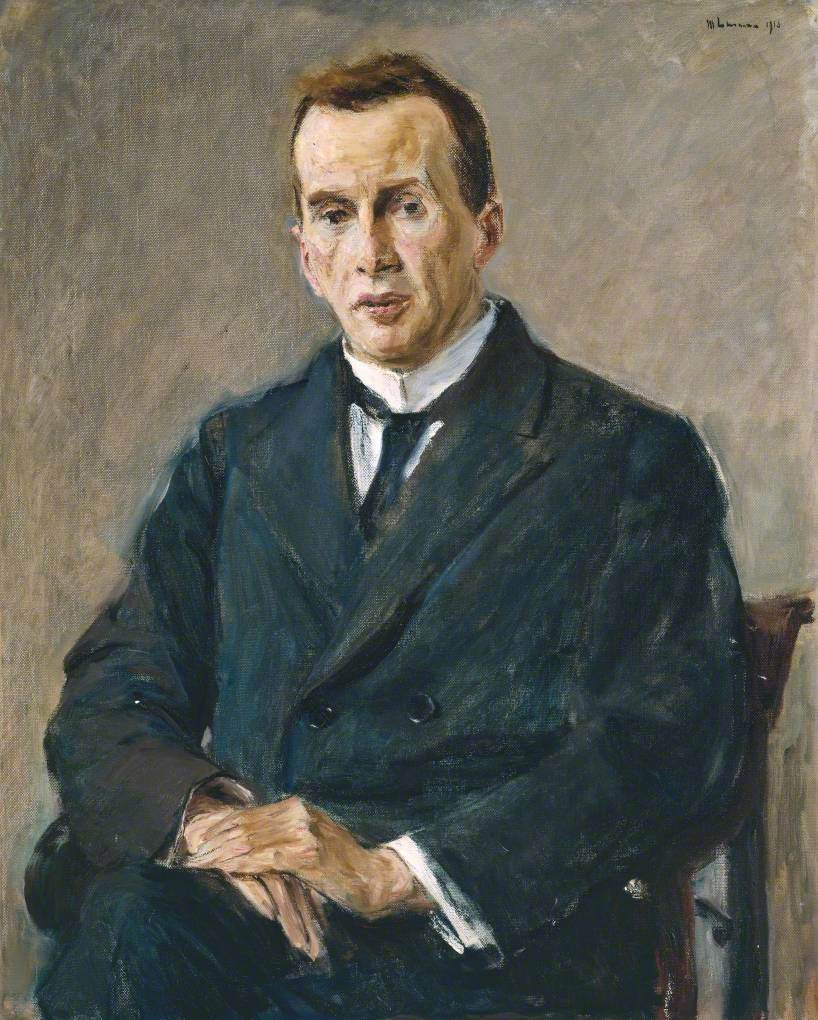 Professor Richard Cassirer (Herrenporträt Professor Cassirer)