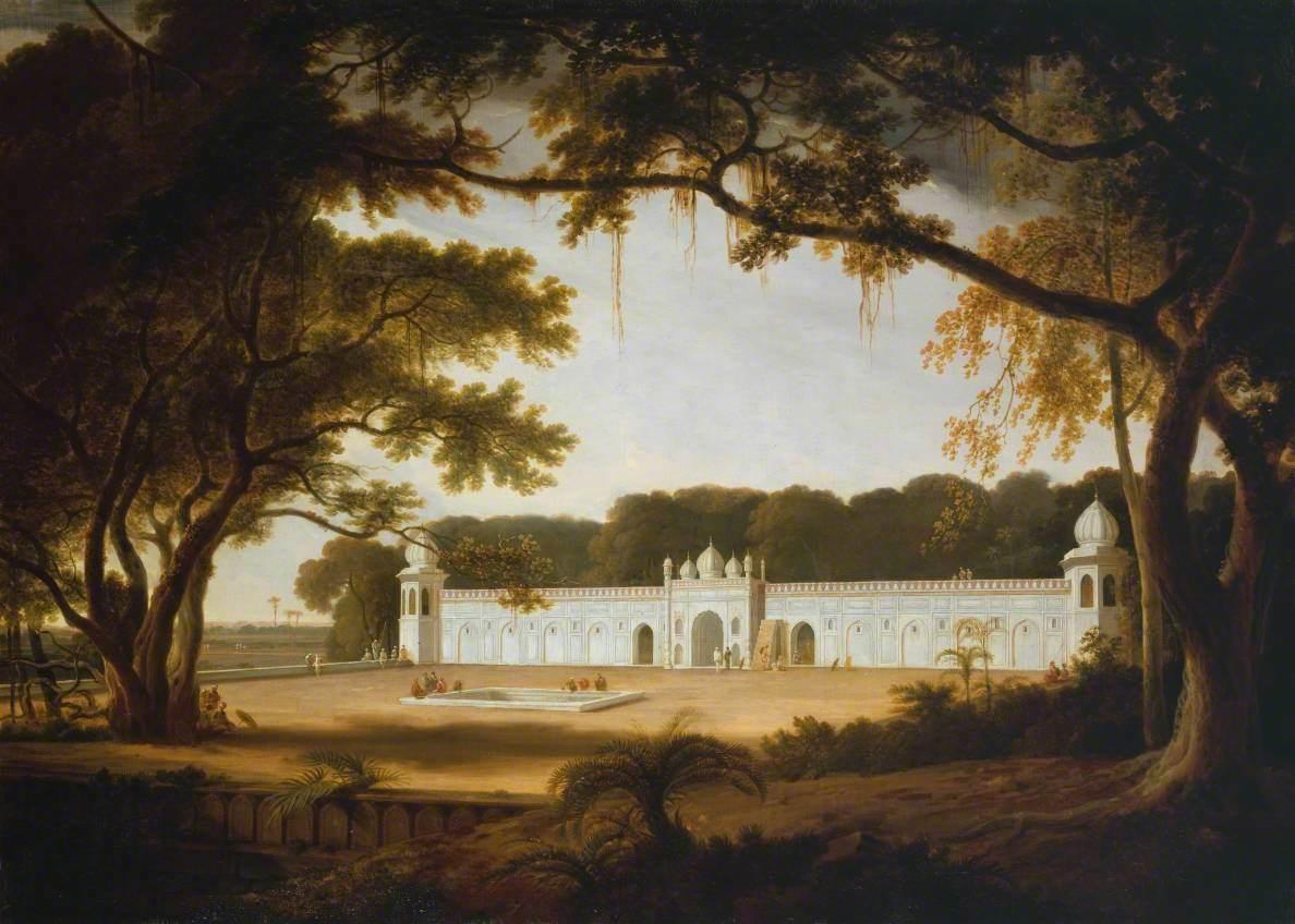 Idgah at Amroha