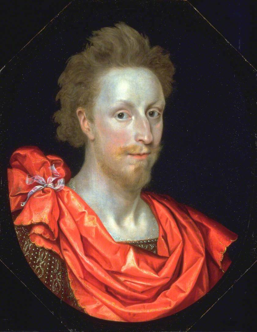Portrait of a Man in Classical Dress, possibly Philip Herbert, 4th Earl of Pembroke