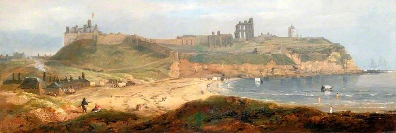 Priory and Castle, Tynemouth