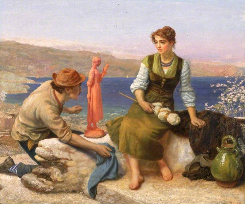 The Potter's Courtship