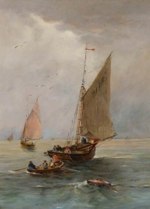 Ship 'Mary'