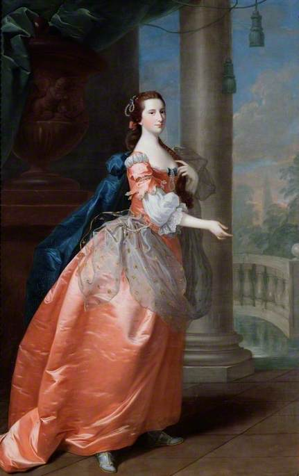 Anne, Countess of Northampton (d.1763)