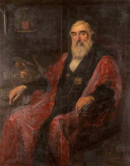 Alderman Thomas Robinson