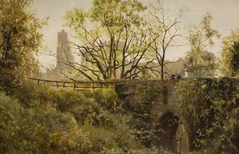 Prudhoe Castle, Northumberland