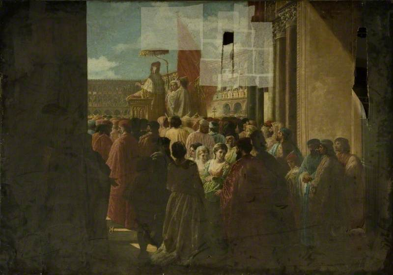 The Election of a Doge, Venice