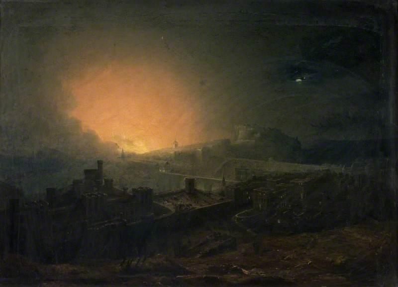 The Fire, Edinburgh