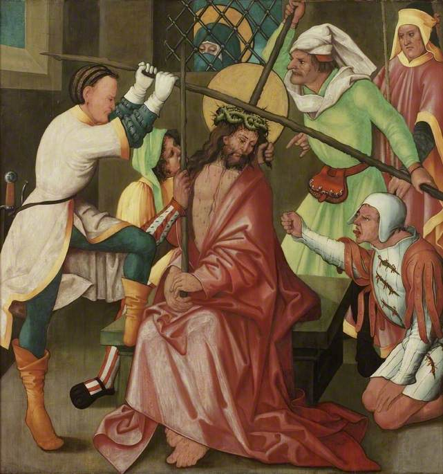 The Reviling of Christ