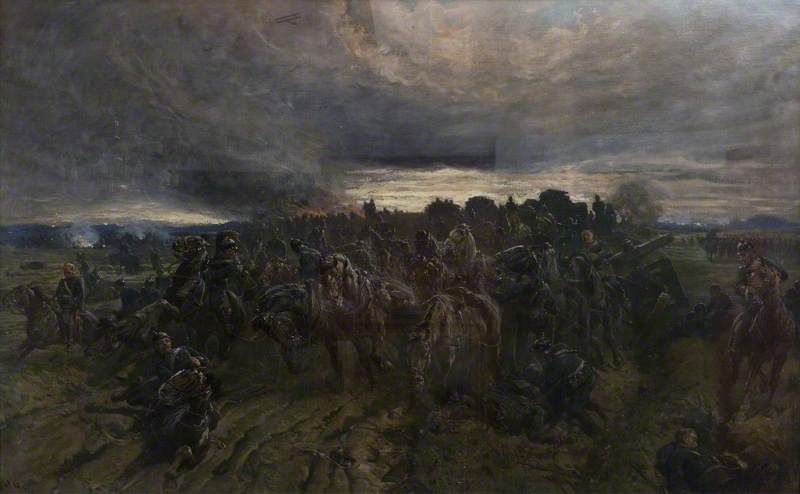 The German Retreat from the Marne