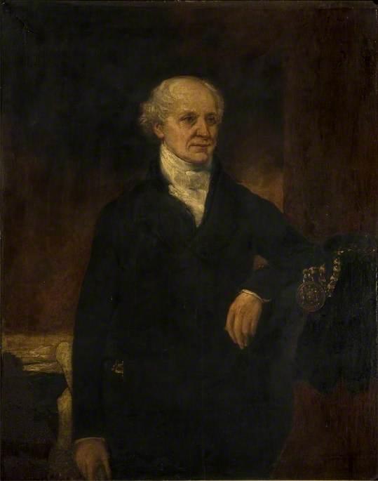 Alderman John Toshach, Mayor (1854–1855)
