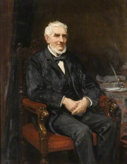 Ralph Milbanke Hudson (1813–1908), JP