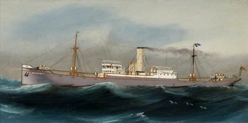 SS 'Hesleyside'