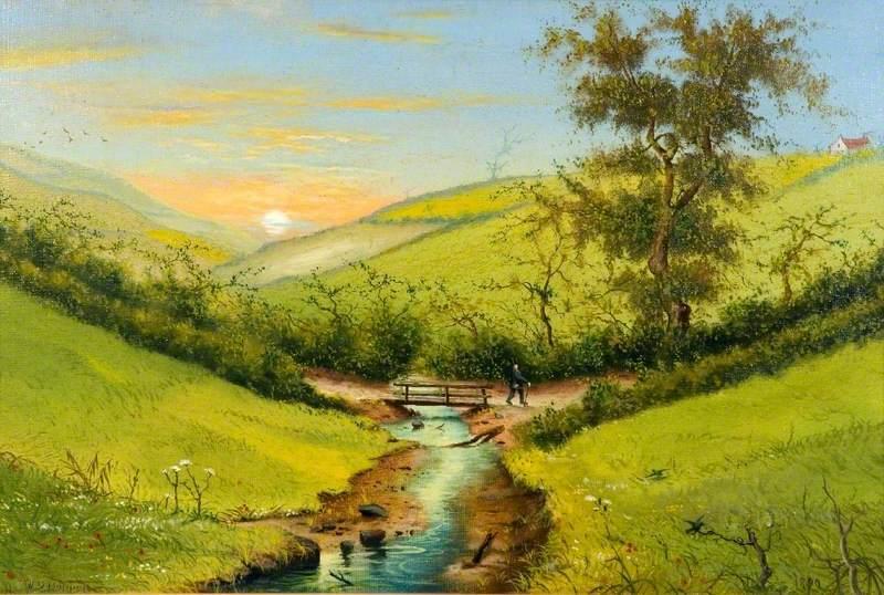 The Valley of Love, Hendon, Sunderland | Art UK