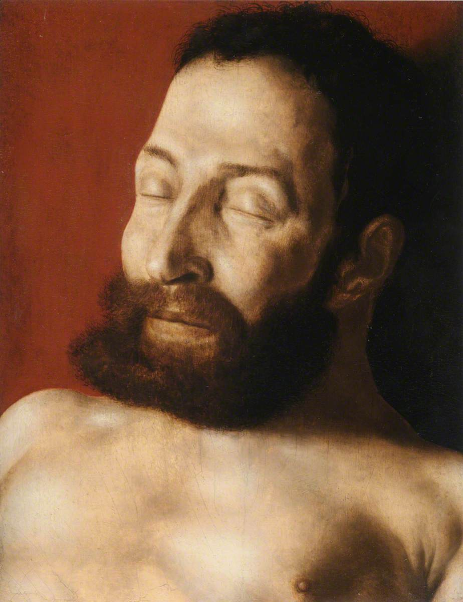 Death Portrait of an Unknown Man