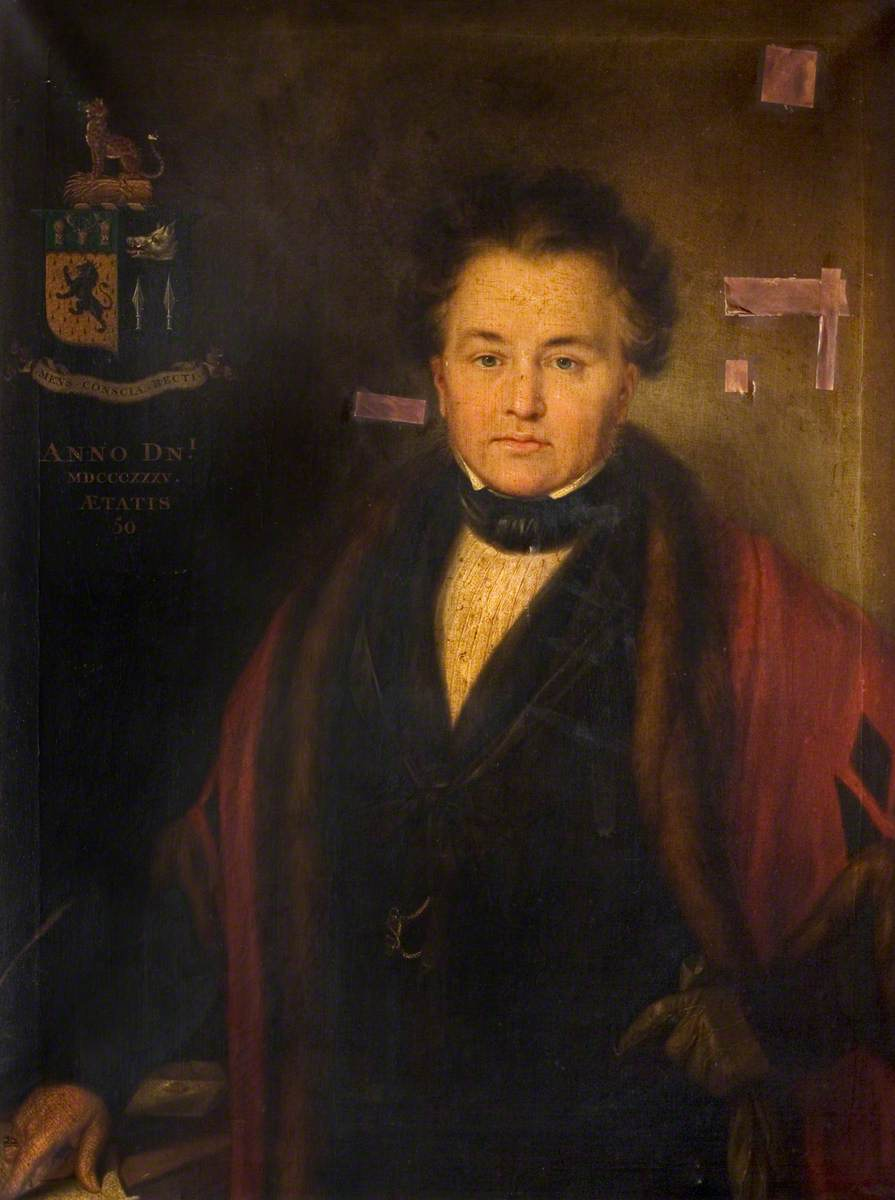 Alderman Edward Phillips (c.1785–1855)
