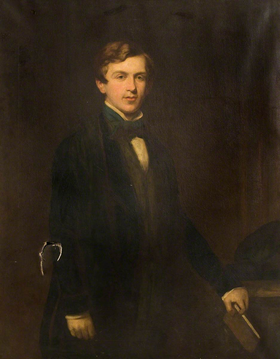 Sir Henry Mather Jackson (1831–1881), Whilst at Oxford
