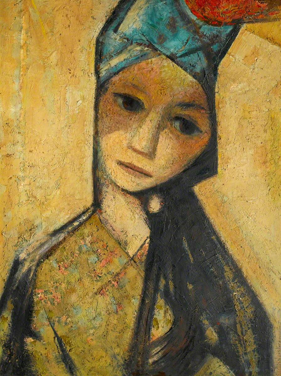 Portrait of a Girl (The Innocent)