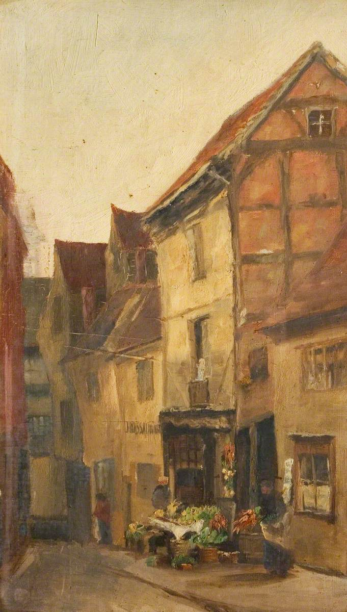 Butcher Row, Coventry