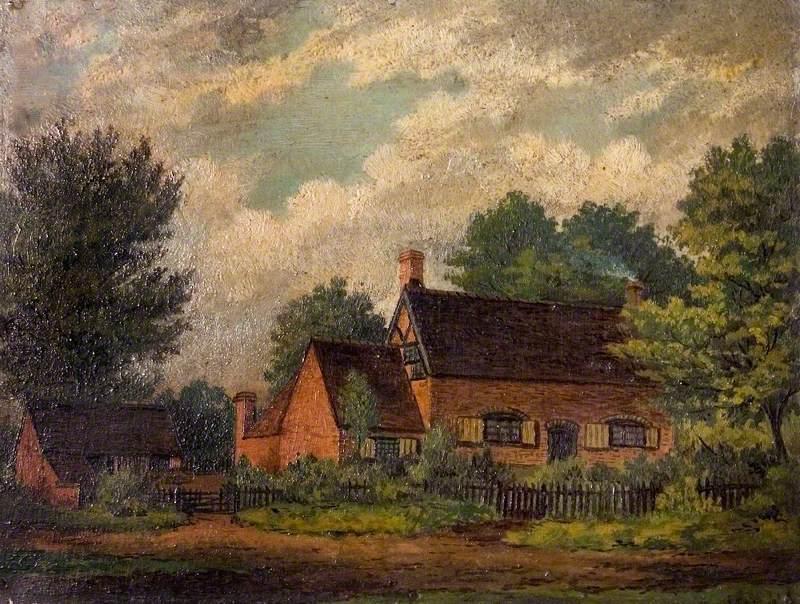 John Lenney's near Eastern Green, Coventry