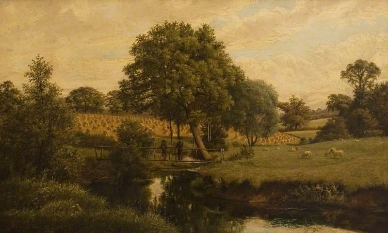 Finham Brook, near Coventry