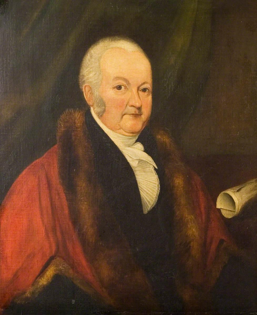 Sir Skears Rew (c.1761–1828), Mayor of Coventry (1815)