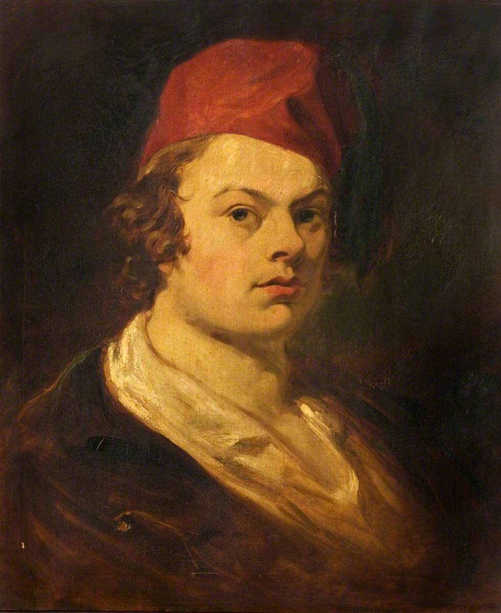 Portrait of an Unknown Man in a Red Cap