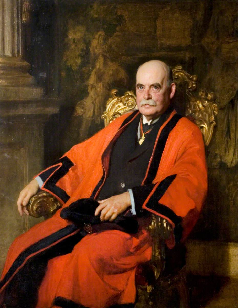Alderman Colonel Sir William Fitzthomas Wyley (1852–1940)