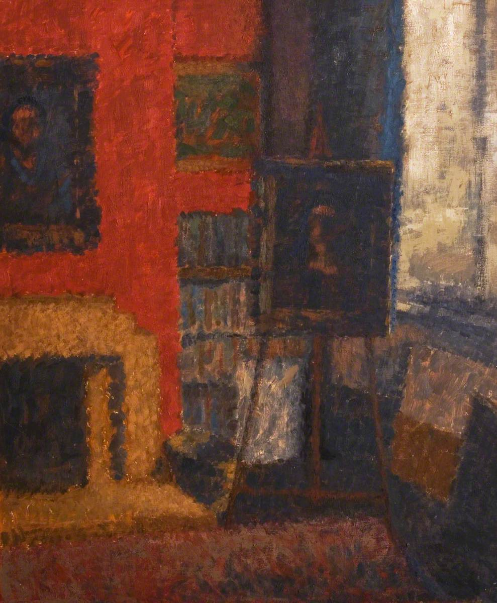 The Studio in the Front Room
