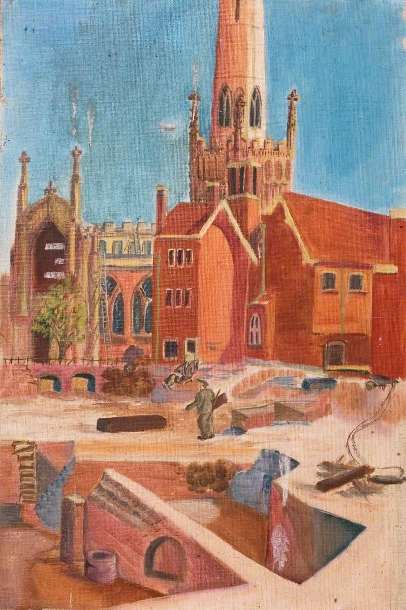 Holy Trinity, Coventry
